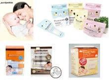 Korea Jaco Perfection maternity nursing pads pad Breast Milk Storage Bags Temperature Sensor Powder