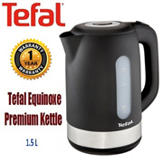 TEFAL Premium Kettle Equinoxe and coffee maker ~ 1 Year Warranty!! The Lowest Price in Town!!!