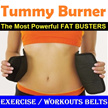 The MOST EFFECTIVE Exercise / Workout / Weight-Loss BEITS ★燃脂减肥瘦身腰带★ Tummy Burner / SWEET SWEAT Belt