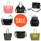 SALE! ORI BRANDED BAGS! UK AUSSIE SPAIN FRANCE BRANDS!