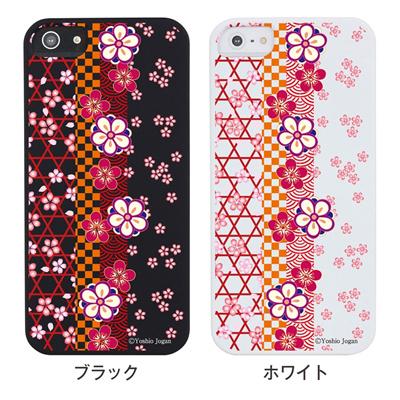 【iPhone5S】【iPhone5】【和柄】【iPhone5ケース】【カバー】【スマホケース】【ケース】 ip5-wa-013の画像