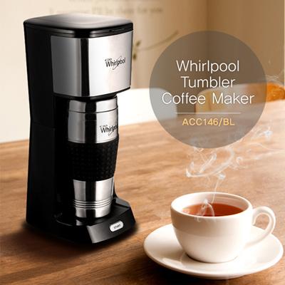 Whirlpool Coffee Maker Descaler : Qoo10 - [X-MAS SPECIAL]Whirlpool Tumbler coffee maker / easy operation / sanit... : Home Electronics