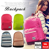 [8848 YOUR STYLE] FLAT PRICE ►New Arrival School backpacks/Fashion Backpacks/ Casual /Various kinds of designs and colors available!