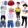 [Lovelyworld] **Korea Design Collar Tees N Pants for Boys**(TX)