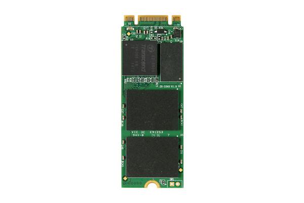 【クリックで詳細表示】トランセンド SATA-III 6Gb/s MTS800 M.2 SSD 512GB TS512GMTS800