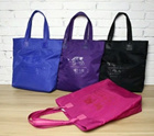 *GWP* Horse Carriage Logo Nylon Tote Bag (Purple Pink Blue Black) + FREE Smartpac Delivery