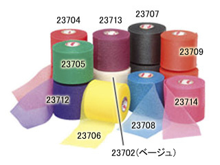 ミューラー (Mueller) Mラップ カラー ピンク(1箱12個入) 23714 [分類:テーピング アンダーラップ]の画像