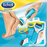 Scholl Velvet Soft /Alat Pedicure Portable dirumah