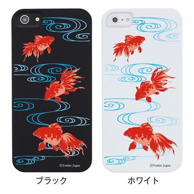【iPhone5S】【iPhone5】【和柄】【iPhone5ケース】【カバー】【スマホケース】【ケース】 ip5-wa-014の画像