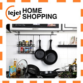 [Lejel] Coocan Luxury Black Frypan Frying Pan Collection Above Happycall