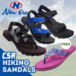 [ FREE SANDAL JEPIT WANITA ] New Era CSA Hiking Sandals // Travelling Sandals // For Boys and Men