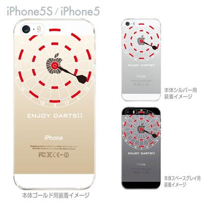 【iPhone5S】【iPhone5】【Clear Arts】【iPhone5ケース】【カバー】【スマホケース】【クリアケース】【クリアーアーツ】【ダーツ】 10-ip5-ca0073の画像