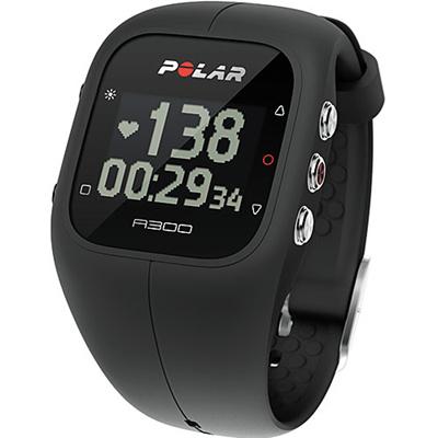 ポラール(polar) A300 ブラック 心拍センサーなし 国内正規品 90051949 【腕時計 活動量計 アクティブトラッカー】の画像