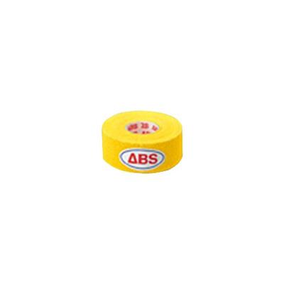 ABS(アメリカン ボウリング サービス) ABS フィッティングテープ F-4 25mm イエロー 1ケース/12個入り 25mm×4m YE 【ボウリング 小物 アクセサリー ボーリング】の画像