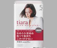 資生堂ティアラクリームヘアカラー5自然な栗色(医薬部外品)upup7
