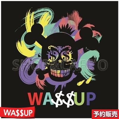 【1次予約】WASSUP ミニ2集 / SHOW TIME【K-POP】【CD】の画像