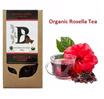 100% Organic Rosella Tea Herbal Tea Rich in Vitamin C and high calcium lower blood sugar cholesterol