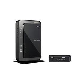 【クリックで詳細表示】PA-WR9500N-HP/U Aterm AtermWR9500N(HPモデル) USBスティックセット