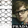 PRADA Glasses Frames 50 Design / Free delivery / Frames / glasses / fashion goods / authentic / brand / LOOKPLUS