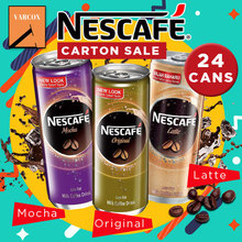 Nescafe Carton Sales - Long Expiry