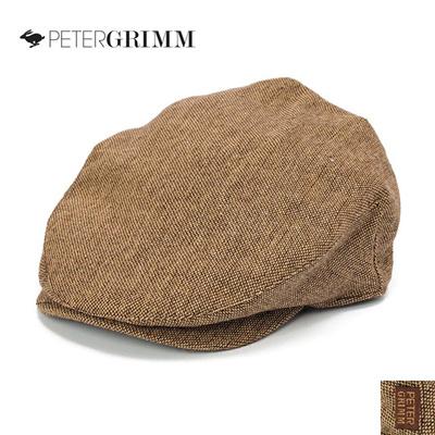 ピーターグリム PETER GRIMM ユニセックス ハンチング/帽子 ツイード Undercover PGA1048の画像