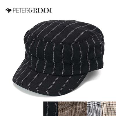 ピーターグリム PETER GRIMM ユニセックス ワークキャップ ハット 帽子 キャップ Sport Cadet PGA2065の画像