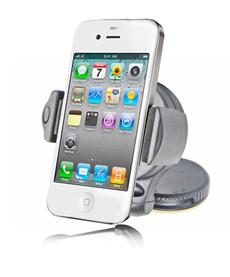 車用 マルチ携帯ホルダー☆For スマホ/iPhone/iPod