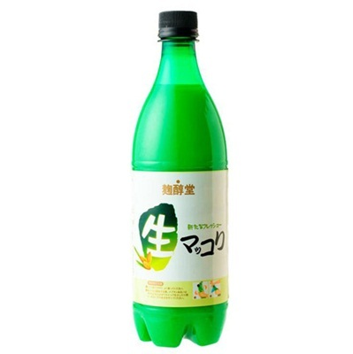 ■韓国食品■菊醇堂生マッコリPET(750ml)要冷蔵■の画像