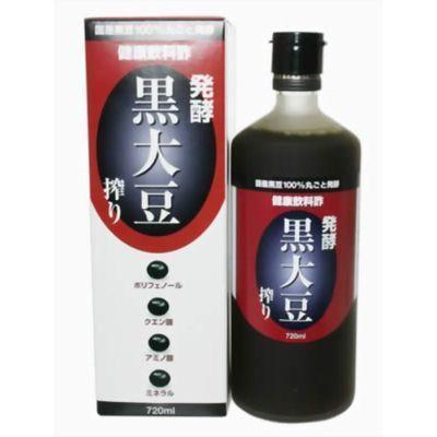 堤酒造発酵黒大豆搾り720mlX071031H