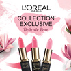 1+1 $7.90 EACH! Mix  Match! L'Oréal Paris Exclusive Delicated Rose/Maybelline BOLD MATTE/StripNude