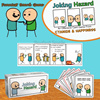 Funny Joking Hazard cards game for party board games exactly same as original
