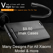 Nillkin And Imak Case For Xiaomi Phone And Tempered Glass Screen Protector