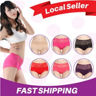 Fast Shipping Local Seller-Sexy Health Seamless Women Girls Colour Panties Lingerie Underwear~BUY 10 FOR 1 SHIPPING FEE!