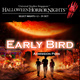 USS Halloween Horror Nights™ 5 (Selected Nights 2 – 31 Oct) Early Bird Admission Ticket (U.P. S$68) Open date Ticket!!!