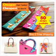 [Better Twilly] High Quality / Wholesale Price/ Twilly bag scarf / Versatile multi-scarf/ Small Scarf/ HairBand/ Bracelet/ Tie/ Ribbon Bow/ Handbag accessories/ MultiPurpose Scarf/ Mothers Day Gift