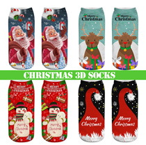 🎀MUST HAVE CHRISTMAS🎅GIFT🎀 🎄BUY 6 Free shipping🎄MANY DESIGNS🎄Groupbuy SPECIAL🎄NEW 3D SOCKS