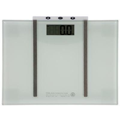 オーム電機デジタル体重体組成計HB-K115-W