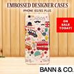 ★CNY PROSPERITY SALE: 6-14 FEB★iPhone 6/6S iPhone 6 Plus/6S Plus Embossed Designer Handphone Case/Cover