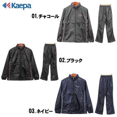 kaepa ケイパ レディース ブレーカー ジャケット&パンツ ウインドブレーカー KPL83307 KPL83507の画像