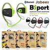 New Design 100% Original Jabees BSport™ Waterproof Bluetooth Headphone Earphone Earpiece Wireless Stereo for Outdoor Sports iphone/Samsung Andriod/Xiaomi