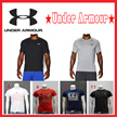 ★Under Armour★ HeatGear★ Short Sleeve Sports Tee for Men★ Open SALE /Free Shipping /Fast Delivery /Parallel import goods