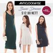 28.09 NEW IN [ANTICLOCKWISE] BASIC DRESSES