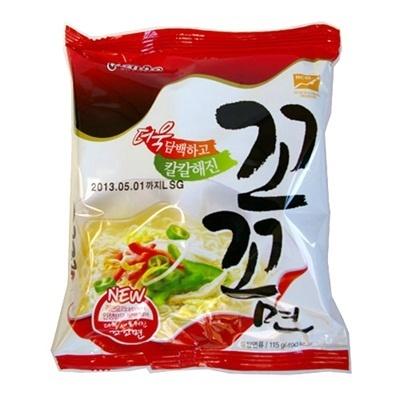 ■韓国食品■韓国の大人気!!【ココ麺】ラーメン(辛さ1)■の画像