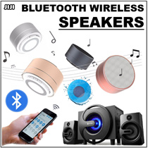 ★WIRELESS BLUETOOTH SPEAKERS ★S10/S28/A9/A10/S815 BLUETOOTH SPEAKERS ★Hands-free Speaker ★ Plays