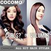 ❤$40 REBATE!!!❤ COCOMO BUDGET PREMIUM HAIR CURLER❤ STRAIGHT/VOLUME/CURL❤
