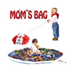 Toy Storage Bag/Play Mats/Baby/Kids/Children/Outdoor Mat/Waterproofing/Senses play/Paints/Block Toy/Park/Picnic/Camping/Made In Korea/140cm