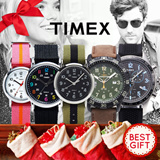 ★Chistmas gift★[TIMEX]○100% Authentic TIMEX Men/Women couple watch collection!Unisex Weekender/