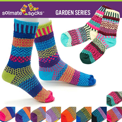 ソルメイトソックス Solmate Socks Bluebell S ソックス 靴下 くつした 通販の画像
