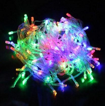 Qoo10Lampu natal hias multifunction 100 LED 10m twinkle light string Multifunction decorative Christmas lights twinkle 10m 100 LED string light  HOU SJA3287634283 SJ0012 K005