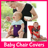 ★CHEAPEST★Sack Seat TAF Portable Travel Chair Seat Cover★Cushion Padding★High Chair Lightweight Foldable★Baby Kids Children